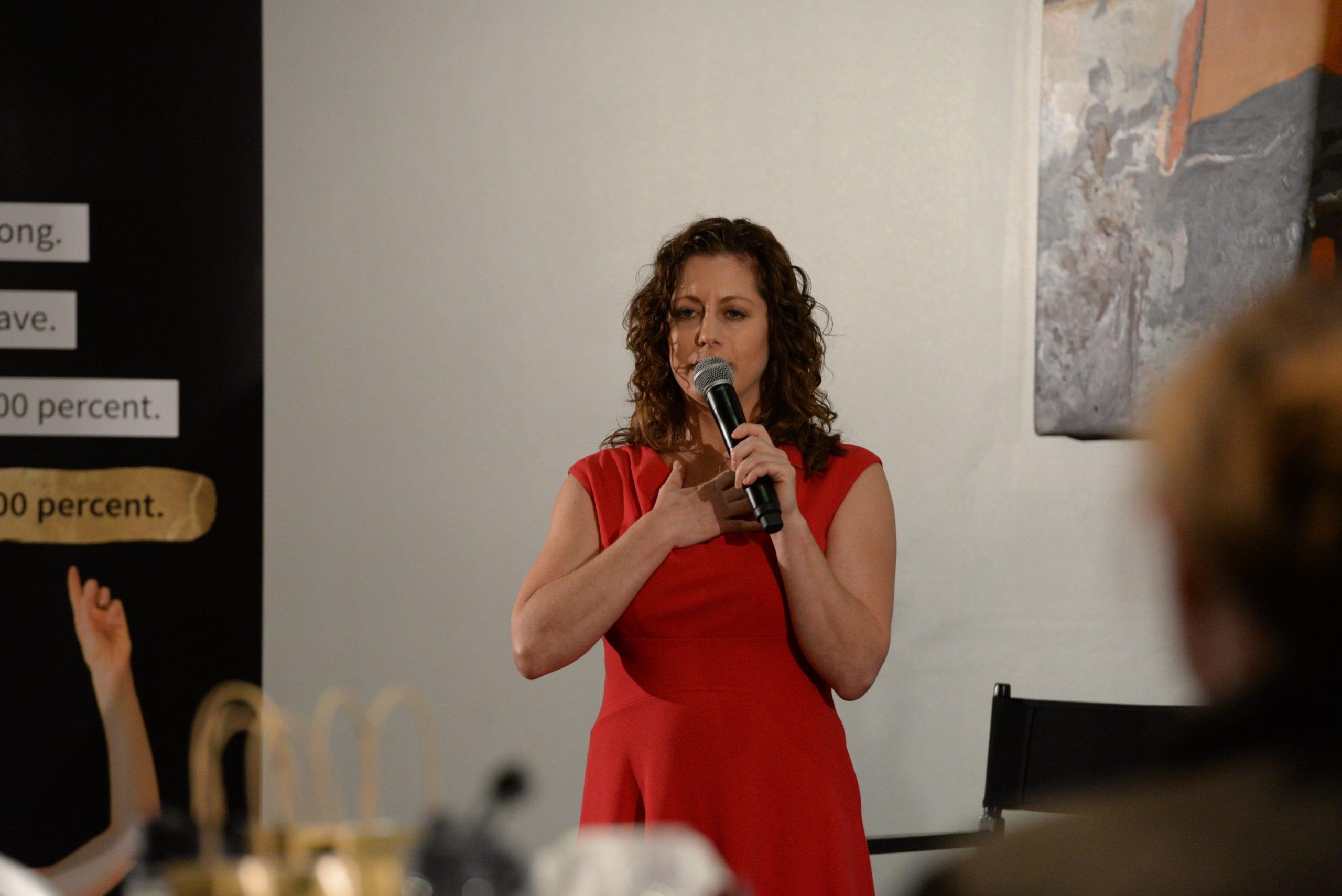 Teena Evert Speaking