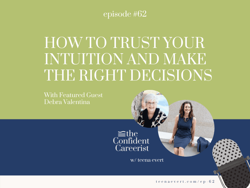 Episode #62: How to Trust Your Intuition And Make The Right Decisions